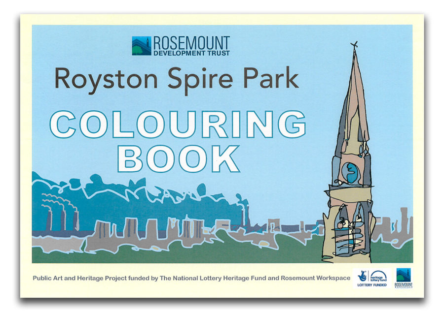 Heritage Colouring Book